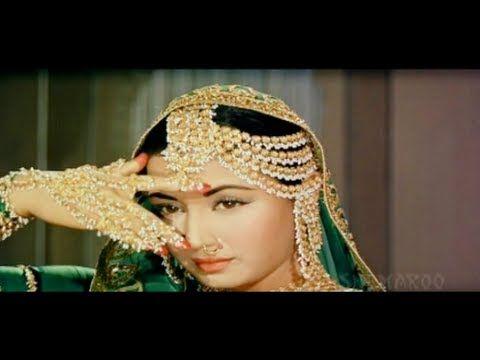 Pakeezah - Thade Rahiyo O Baanke Yaar - Lata Mangeshkar - YouTube