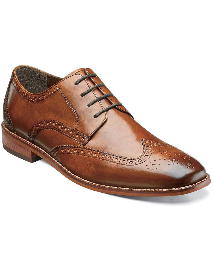 Florsheim Castellano Wing-Tip Oxfords - Shoes - Men - Macy's