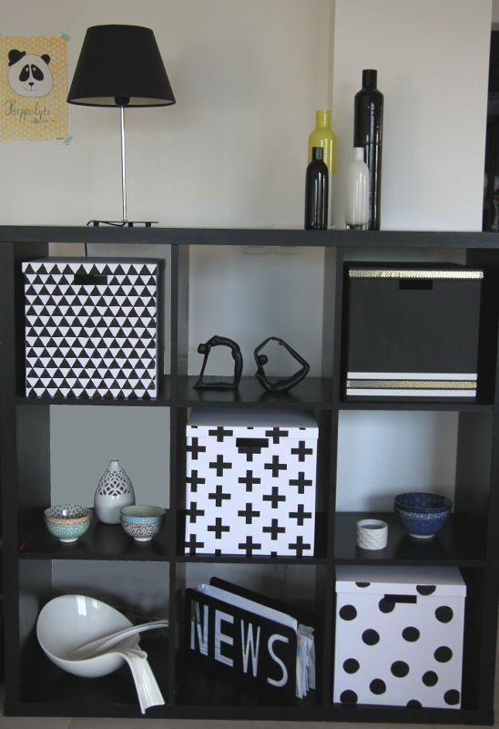 les 118 meilleures images du tableau noir et blanc sur pinterest chambre d 39 enfants chambre. Black Bedroom Furniture Sets. Home Design Ideas