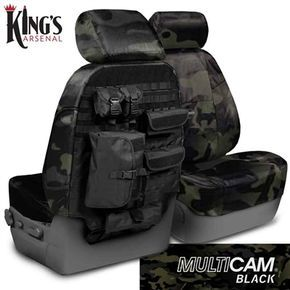 Multicam (Tactical Seat Covers)