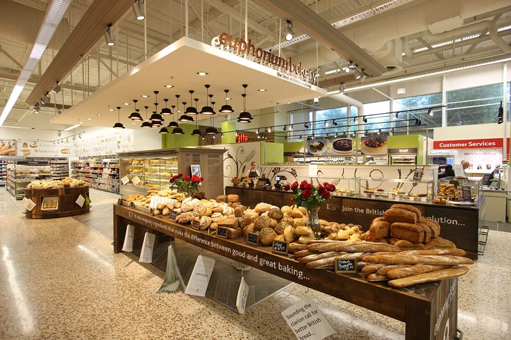 tesco innovation in the supermarket retail space Tesco's new hypermarket strategy in action the store will give tesco a high level of with in total 473,000 sq ft of new retail space and 1,900.