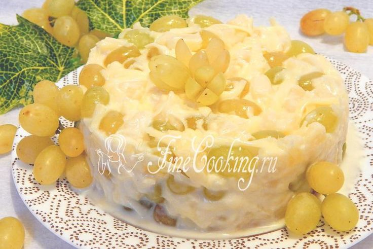 Салат французских цыган - рецепт с фото