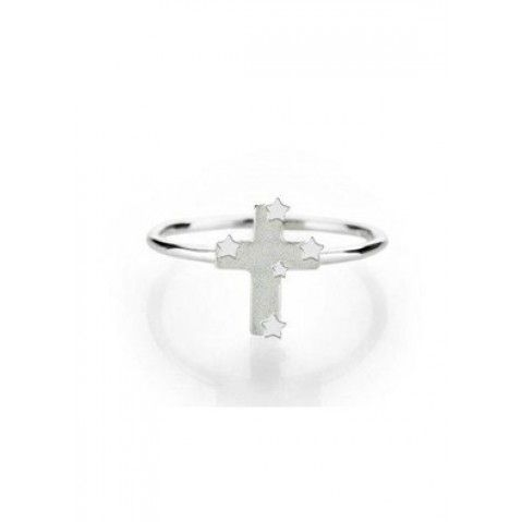 20-00060 Lil Southern Cross Ring Designed by New Zealand Designer Boh Runga $79