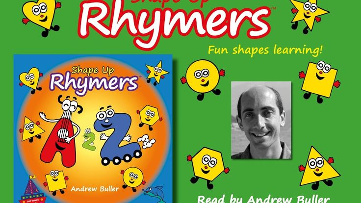 SHAPES LEARNING - Shape Up Rhymers - by Andrew Buller