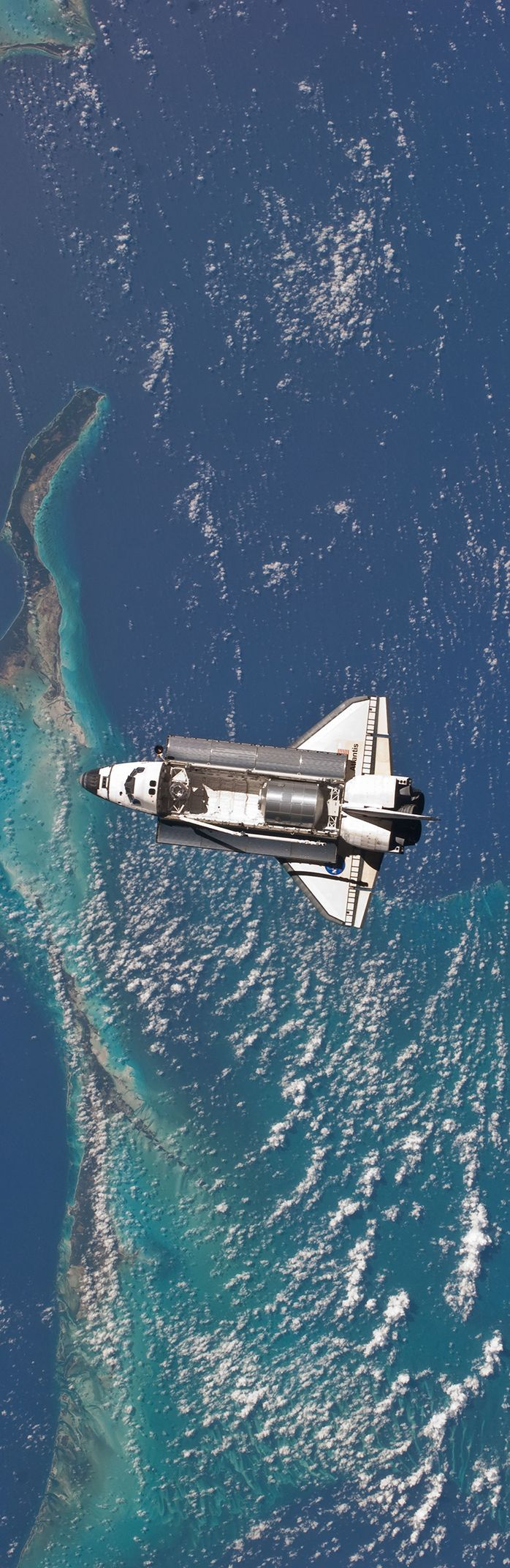 view of #space #shuttle!
