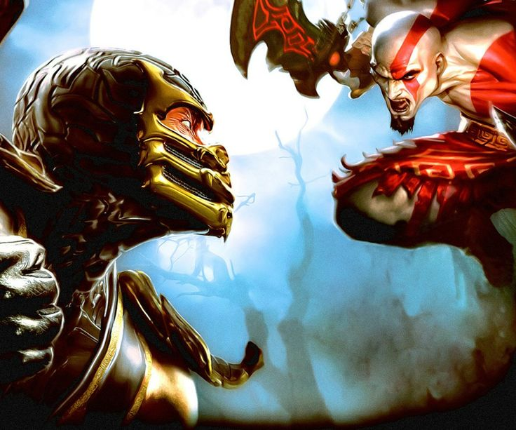 Mortal Combat Marvel Dc Scorpion Comic Art Videogames Scorpio Cartoon Comics