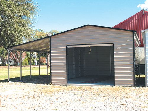 18 best images about garage lean to on pinterest the for 20x20 garage kit