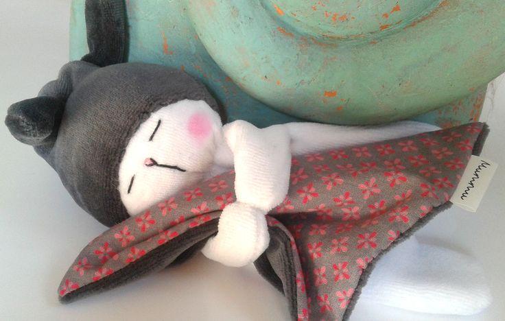 Sleepy Bunny (blankie)