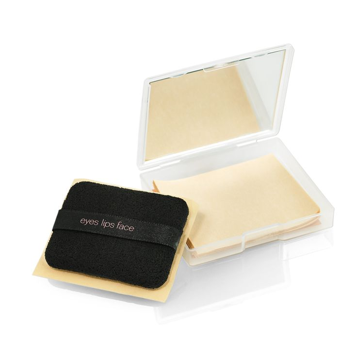 Mattifying Blotting Papers   elf cosmetics $5