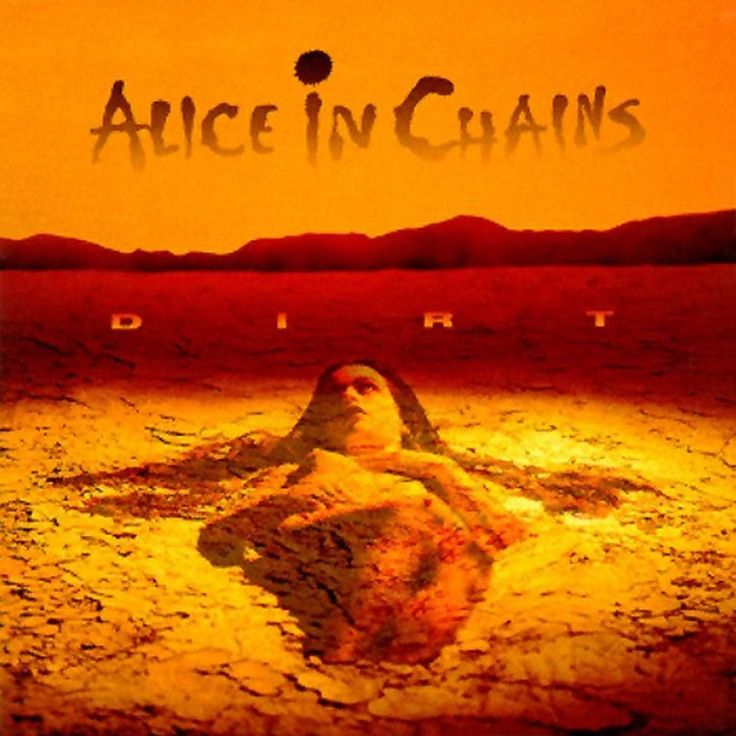 Alice In Chains - Dirt on 180g Import LP