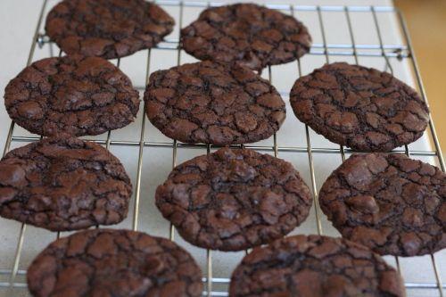 Ghirardelli brownie cookies