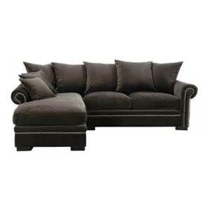 Elizahittman.com: Grey Velour Sofa - Grey Velvet Sofa Grey Velour Corner Sofa Grey Velour