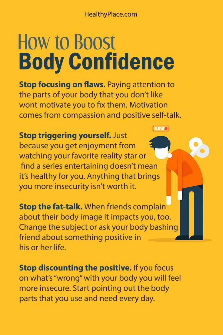 self confidence healthy life essay The difference between self-esteem and self-confidence  feeling to overcome obstacles that are thrown at you in life, so basically how you feel about yourself in a .