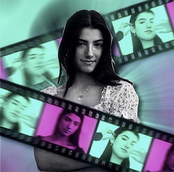 Charli Damelio in 2020 | Editing pictures, Overlays cute ...