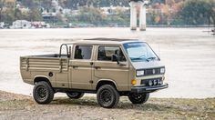 Bid for the chance to own a Modified 1989 Volkswagen T3 Doka Syncro at auction with Bring a Trailer, the home of the best vintage and classic cars online. Lot #6,884.