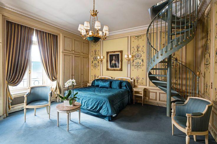 Hôtel Raphael - LIFE STYLE MAGAZINE