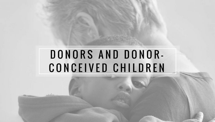 A collection of online articles and stories which discuss donors and donor-conceived children and the women who love them.