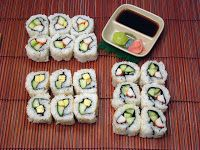 Lose 6 lbs in 1 week with the Sushi Diet: A Healthy way to lose weight