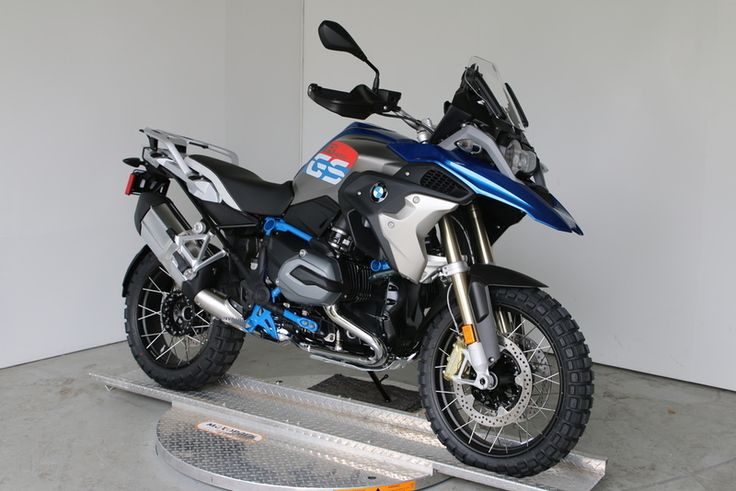 2017 BMW R 1200 GS Rally Price And Modification Picture