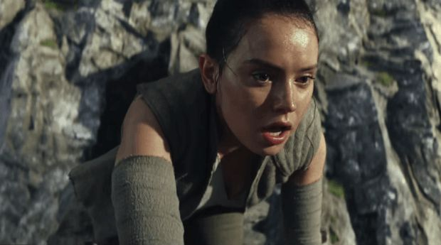 Daisy Ridley - Star Wars: The Last Jedi