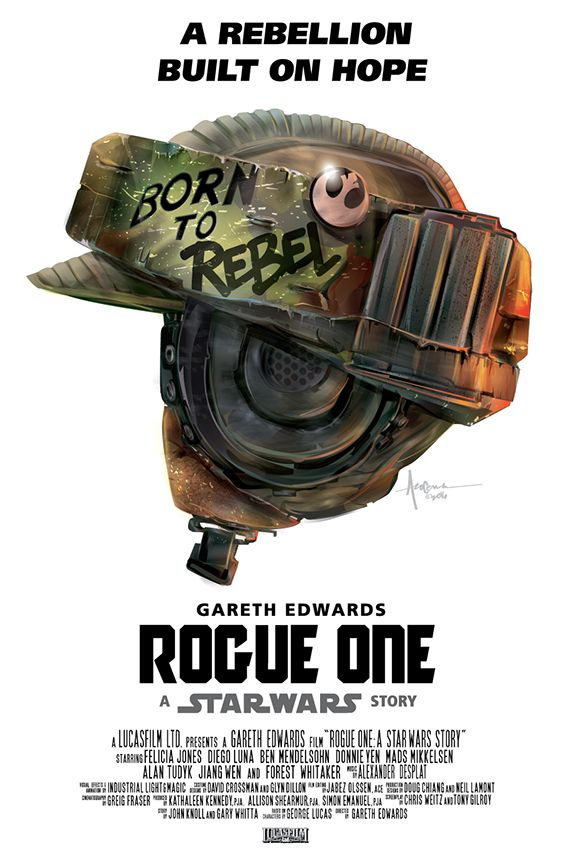 'Born To Rebel: Camo' by Orlando Arocena