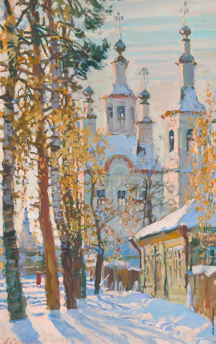 Михаил Георгиевич Абакумов (1948 - 2010)