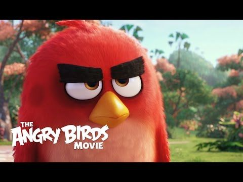 The #AngryBirds Movie starring Jason Sudeikis, Josh Gad & Danny McBride | Official Teaser Trailer | In theaters May 2016 #AngryBirdsMovie