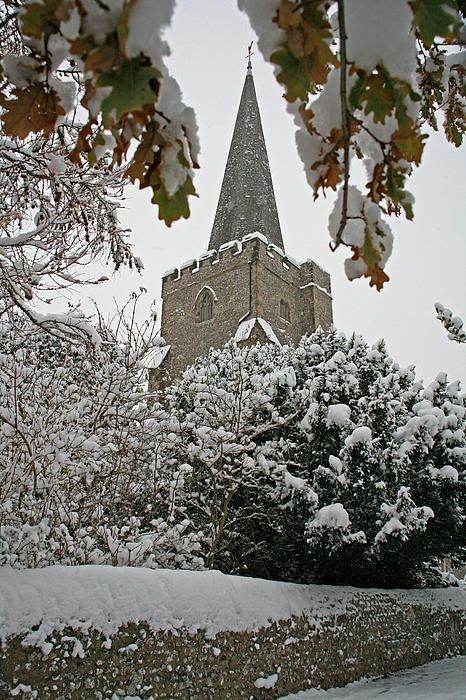 St Andrew's Church, West Tarring, Worthing, West Sussex