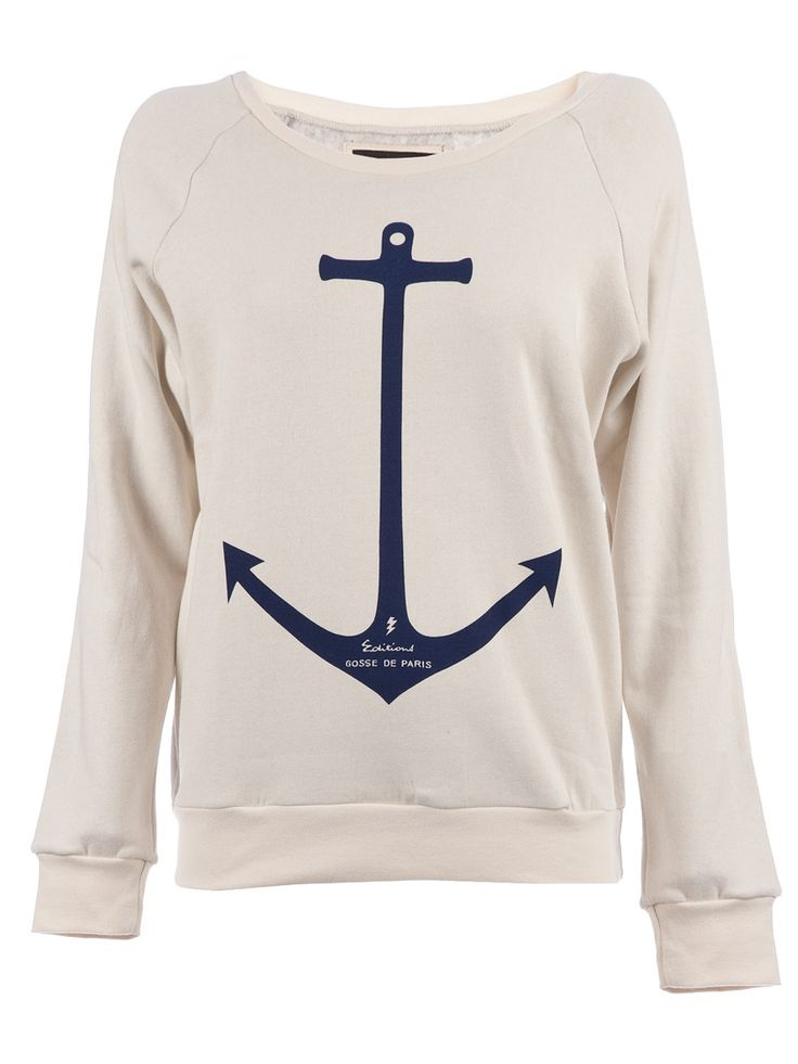 Until I get that tattoo: Anchor Sweater, Fashion, Goss De, Anchors Sweaters, Style, Clothing, Paris, Tidal Waves, Paris Tidal