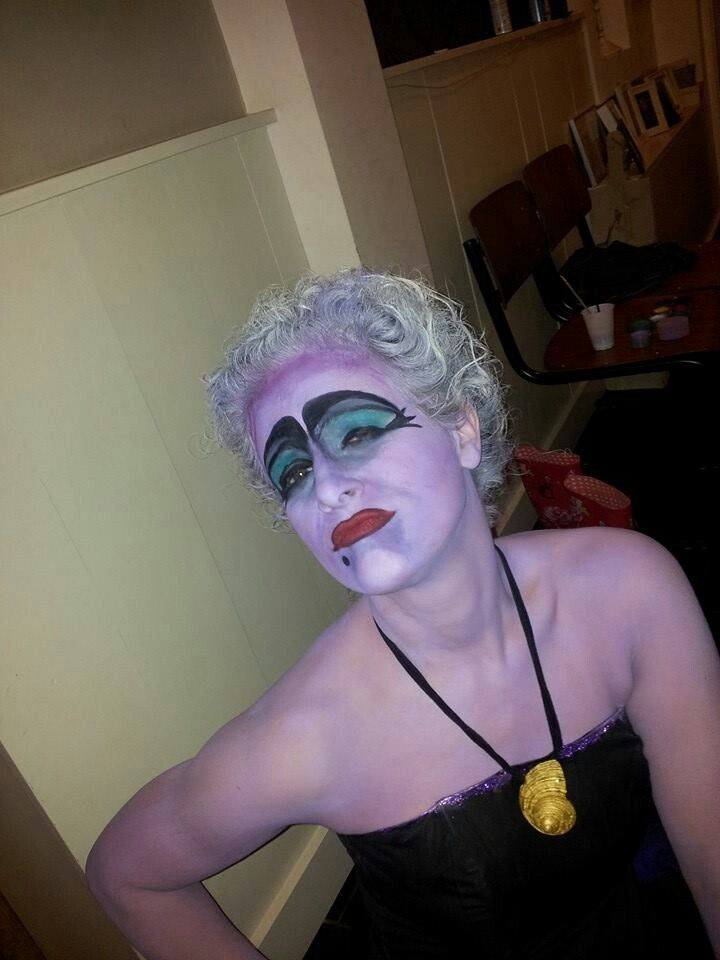 Ursula little mermaid
