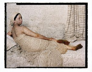 Lalla Essaydi - Les Femmes du Maroc - The Grand Odalisque