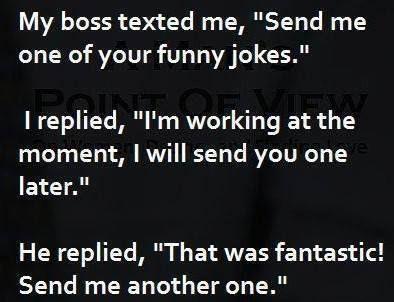 boss joke