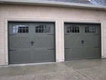 Steel garage doors & 14 best Traditional Steel Garage Doors images on Pinterest | Steel ...