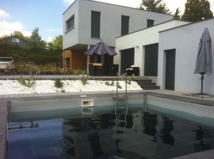 29 best Piscine images on Pinterest Swimming pools, Decks and Pools - comment construire sa piscine en parpaing