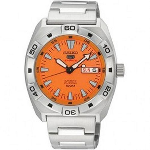 Seiko 5 Sports Automatic Diver Watch Model - SRP283K1