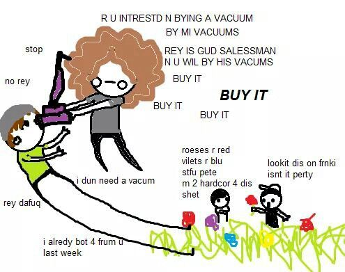 Badly drawn Mcr-Not originally mine. Give credit to the real creator whoever they may be