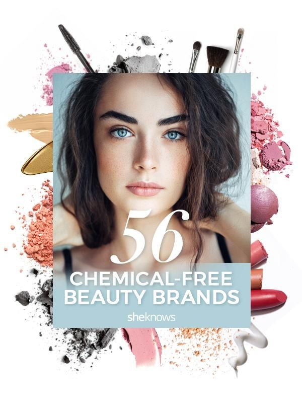 Noteworthy chemical free beauty brands to choose from