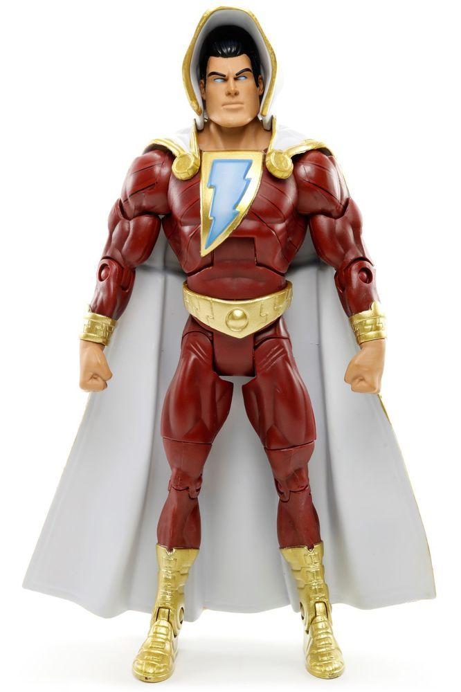 """DC Universe Signature Collection CAPTAIN MARVEL SHAZAM 6"""" Action Figure Mattel  #Mattel"""