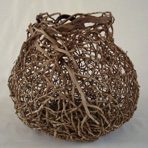 Wacky Weaving of Basketry Forms with Jill Brose Image courtesy of Textile Art Academy