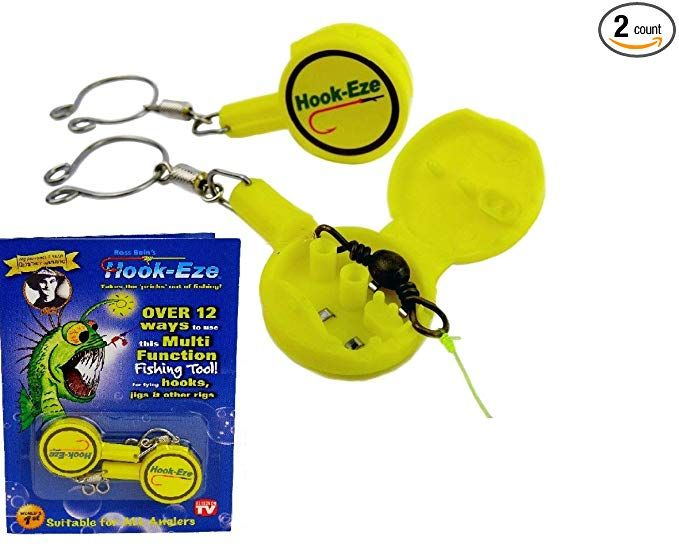 Fishing Quick Knot Tool Hooks Tying Multi Function Tackle Safety Device Sports