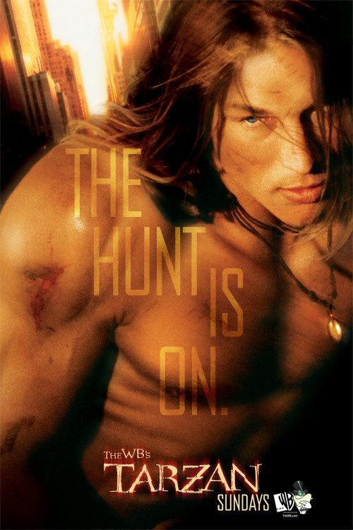 Travis Fimmel as Tarzan, 2003 TV Series