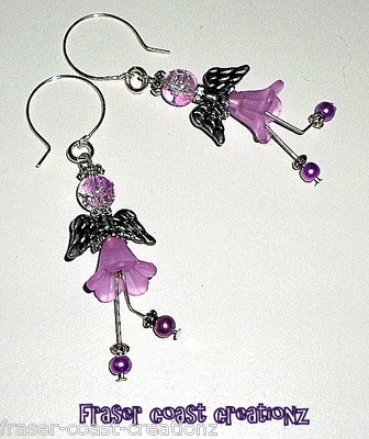 cute lil angels - for girly girls