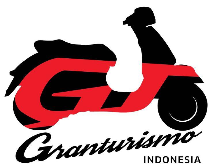Grantourismo Indonesia logo design