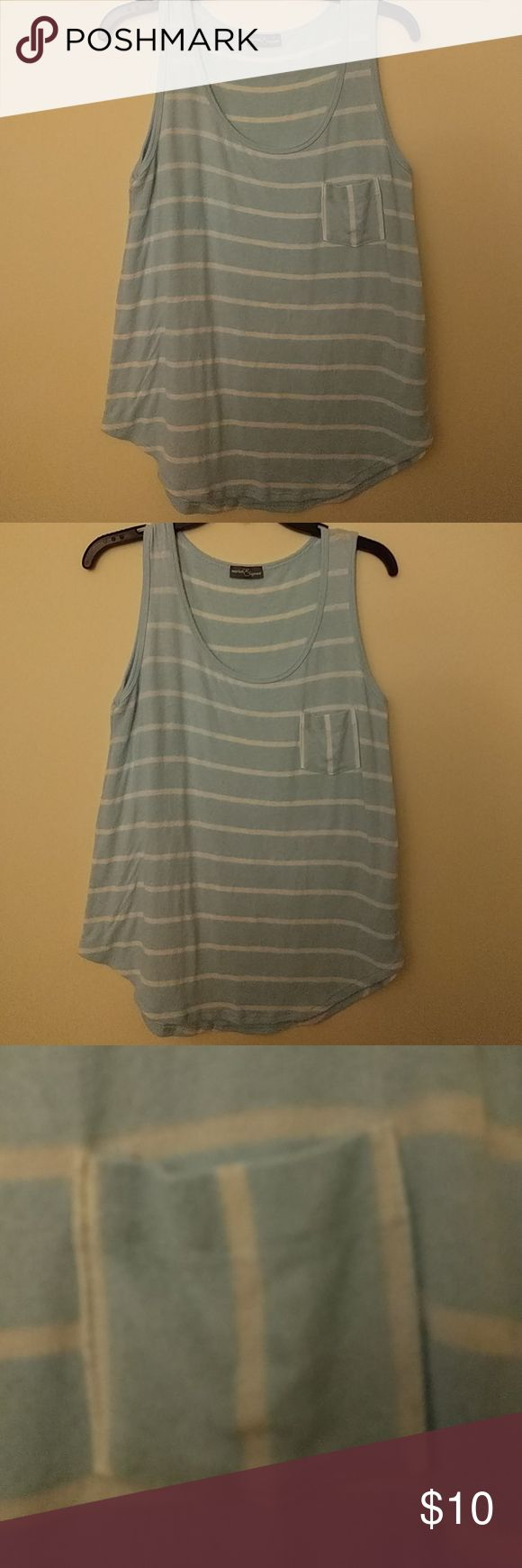 GUC Market & Spruce Sleeveless Sweater Sz XL Well loved, but some life left in it. Gorgeous baby blue. Slight pilling. No stains or holes. N/S pet free home.  Tag: Stitch Fix Stitch Fix Tops