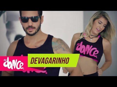 Mc Delano - Devagarinho - FitDance | Coreografia | Choreography (versão Alisson Max) - YouTube