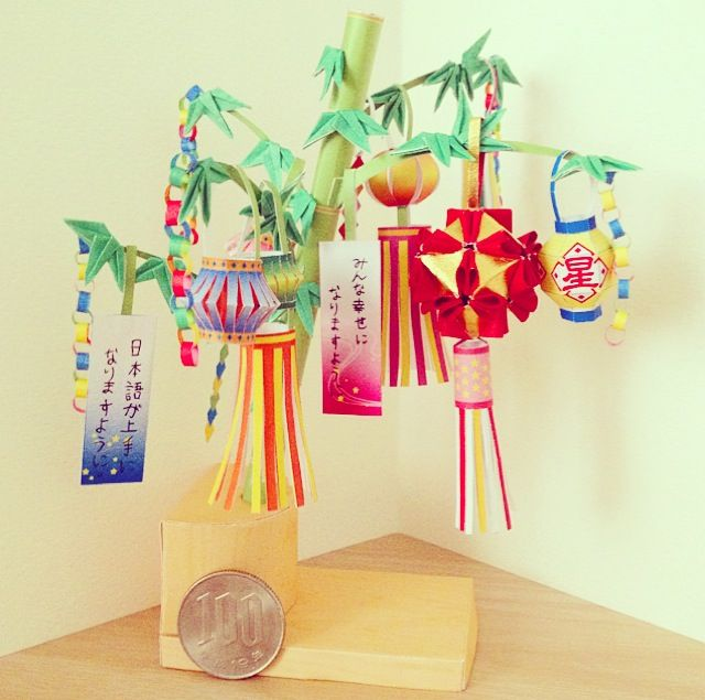 tanabata craft activities