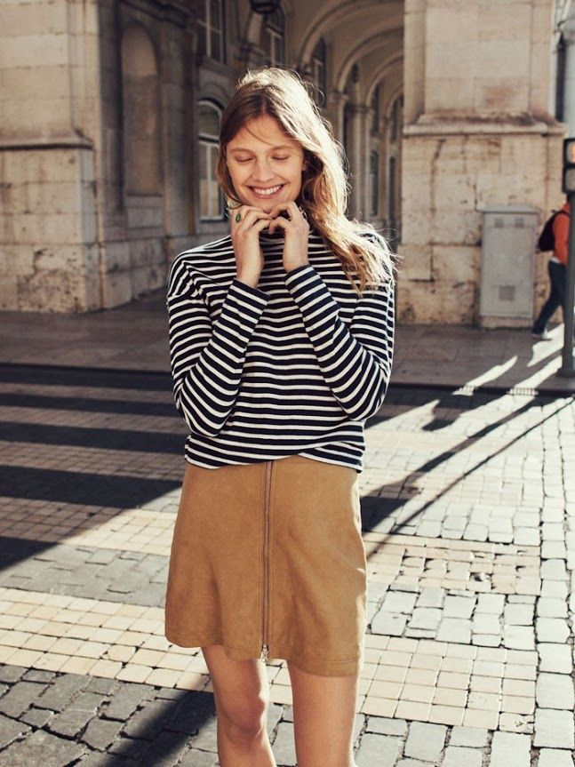 6 Words That Describe Every Madewell Girl's Style