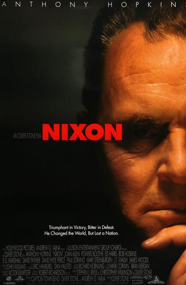 Nixon (1995) Original One-Sheet Movie Poster