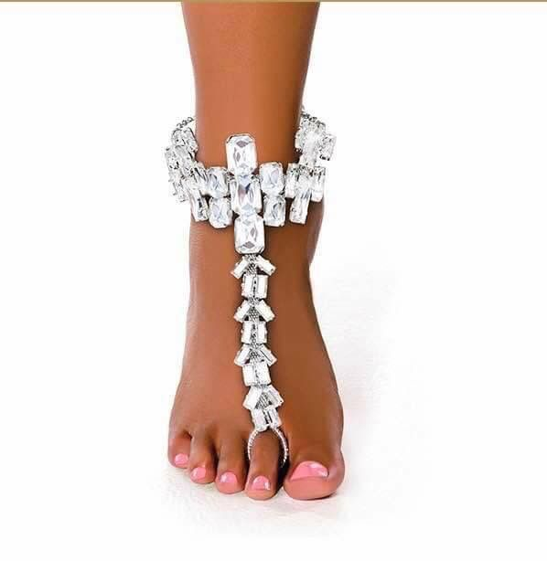Traci Lynn Fashion Jewelry Ladies is time to get those pedicure and adorn your feet with out fashionable Foot Jewelry! www.tracilynnjewelry.net/Party/HisWill/