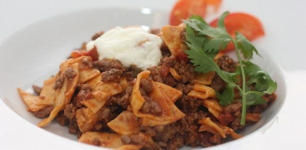Beef Taco Skillet | >> Food: Mexican Food + Drinks | Pinterest